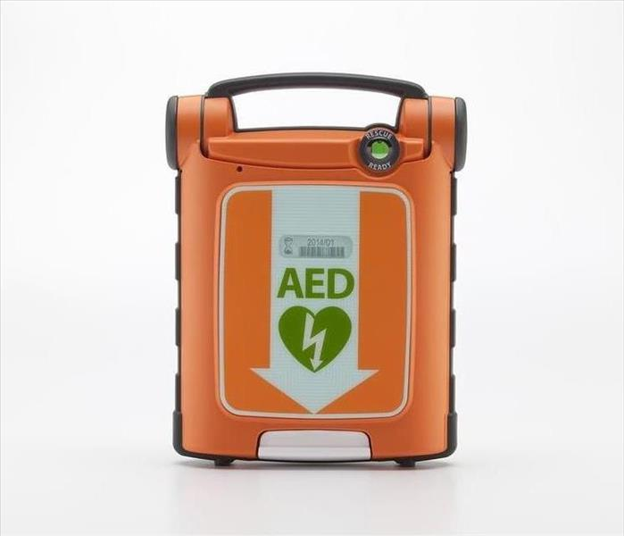 Why SERVPRO CPR and AED Awareness Week