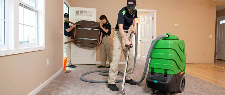 Rockwall, TX residential restoration cleaning